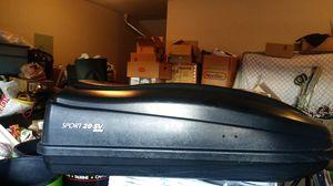 Cargo Box Sport 20-SV for Sale in Auburn, GA
