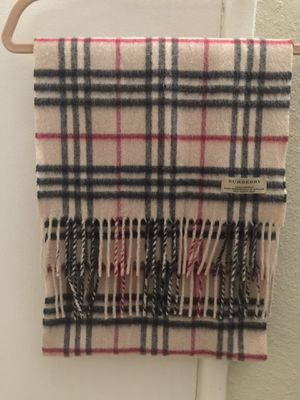 Burberry Scarf for Sale in Orange, CA
