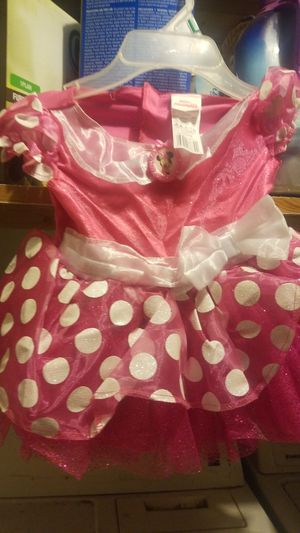 Brand new minnie mouse costume!! for Sale in Fresno, CA