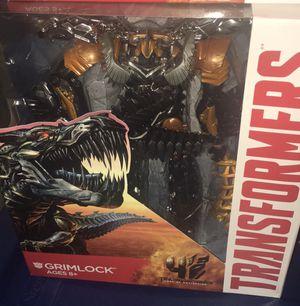 Transformers age of extinction grimlock for Sale in Abilene, TX