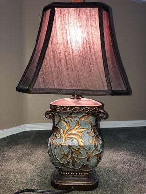 Table lamp for Sale in Mesa, AZ