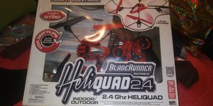 Heliqaud drone complete w charger remote battery brand new 15dol firm paid89 lots deals my post go see for Sale in Jupiter, FL