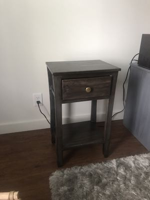 Side table/end table for Sale in Austin, TX