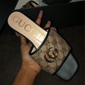 Gucci Sandals Size 9/39 for Sale in Long Beach, CA