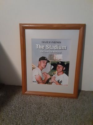 New York Yankees Pictures for Sale in Peoria, IL