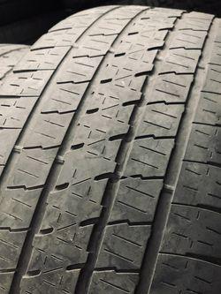 "22"" Bridgestone Dueler 285/45/22 Tires Llantas Yantas for Sale in Carson,  CA"