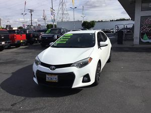 2015 Toyota Corolla for Sale in South Gate, CA