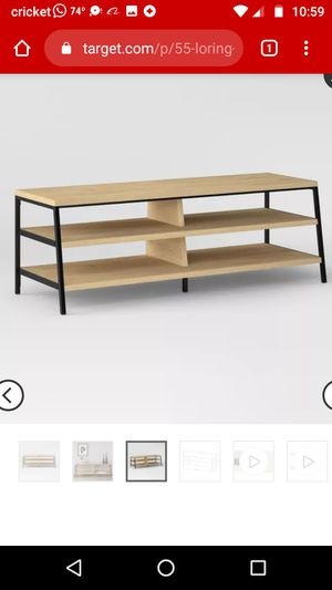 TV Stand ( Target ) for Sale in Williamstown, NJ
