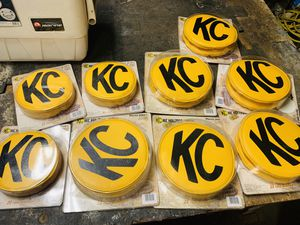 KC LIGHT COVERS for Sale in Perris, CA