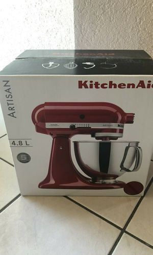 KitchenAid Professional 5 - No credit financing - Same day pickup for Sale in Washington, DC
