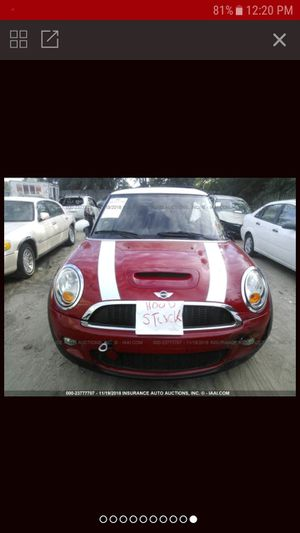 mini cooper r55 r56 r57 n14 turbo , for parts for Sale in Hialeah, FL