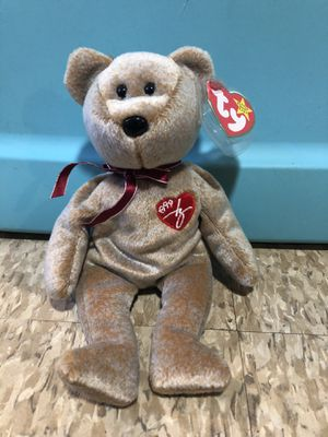 "Beanie Baby ""1999 Signature Bear"" for Sale in North Providence, RI"