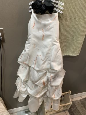 Zombie bride dress costume for Sale in Lutz, FL
