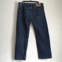 Vintage Levi's 501 Straight Leg Jeans for Sale in Sloan,  NV