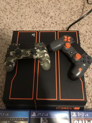 PS4 Console for Sale in Sterling, VA