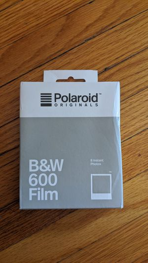 Polaroid Original color + B&W 600 films for Sale in Lincoln, NE