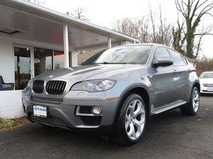 2014 BMW X6 for Sale in Fairfax, VA