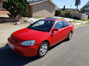 🔥Honda Civic 2002🔥 for Sale in San Diego, CA
