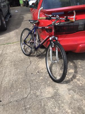 Mountain bike (Raleigh M-80) for Sale in Rosenberg, TX
