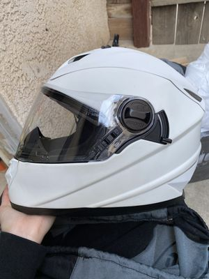 Sedici Strada Helmet Matte White Size Xs $199.99 for Sale in Dinuba, CA