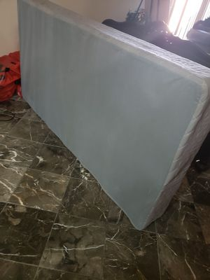 Twin box spring ONLY for Sale in Laveen Village, AZ