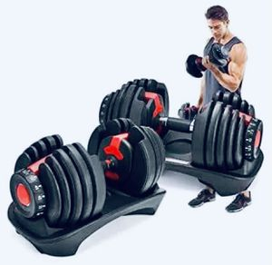 New in the box BOWFLEX SELECTEC 552 adjustable dumbbell set for Sale in Davie, FL