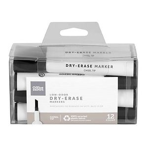 72 dry erase markers (12pack x6) for Sale in Whittier, CA