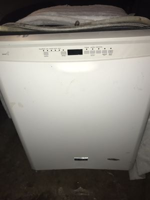 Maytag Dishwasher Works Perfectly BUT Corner Hedge messed up for Sale in Flower Mound, TX
