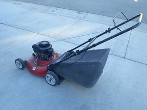 Gas lawn mower works good for Sale in Winchester, CA