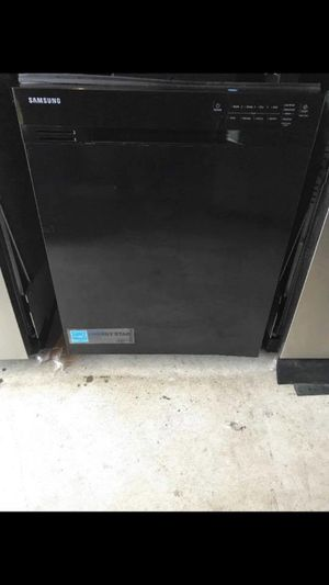 SAMSUNG NEW OPEN BOX NEW BLACK DISHWASHER for Sale in Lancaster, PA