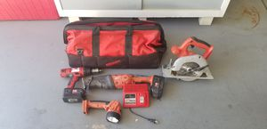 Milwaukee tool set 4 pc for Sale in Chandler, AZ