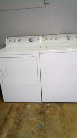 GE high efficiency set like new condition for Sale in Deltona, FL