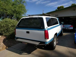 88-96 Chevy Longbed Century camper shell for Sale in Tempe, AZ