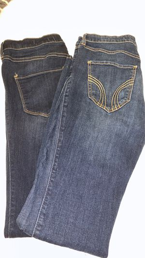 Hollister jeans size 5 for Sale in Fresno, CA