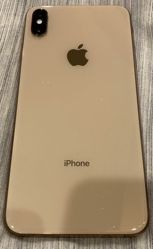 iPhone Xs Max Gold 256GB Unlocked for Sale in Bellevue, WA