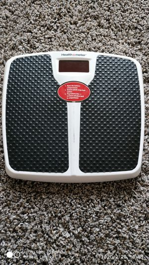 Weighing machine excellent condition for Sale in Greenwich, CT