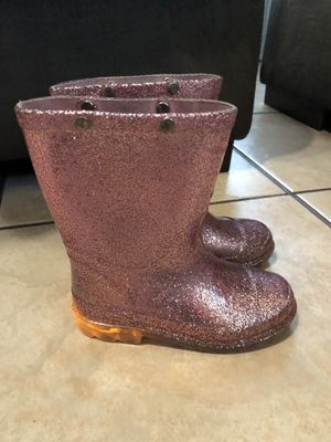 Girls rain boots for Sale in Fort Worth, TX