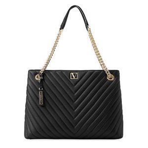 Victoria Secret Black Shoulder Bag for Sale in Davenport, FL