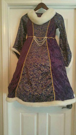 girls size 6 halloween Queen Princess costume for Sale in Gulf Breeze, FL