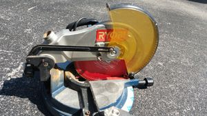 12 inch Miter saw Ryobi TS1551 for Sale in Miami, FL