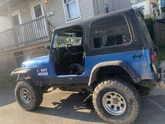1993 Jeep Wrangler for Sale in Clarks Summit,  PA