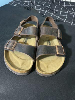 Birkenstock sandal with back strap SIZE 41 for Sale in Montgomery Village, MD