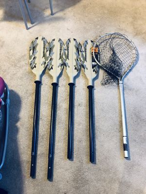 Angling Kayak Paddle for Sale in Oxon Hill, MD