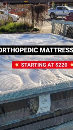 🎈🎈 Orthopedic Mattress 🎈🎈 for Sale in Los Angeles,  CA
