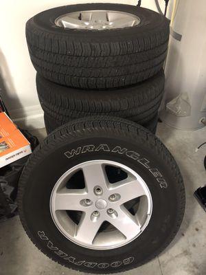 Jeep Wheels for Sale in St. Cloud, FL