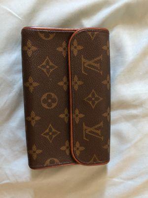 Louis Vuitton waist bag wallet for Sale in New Brunswick, NJ
