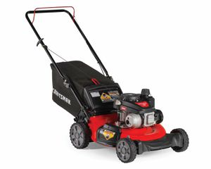 Gas push lawn mower 140cc by craftsman for Sale in North Las Vegas, NV