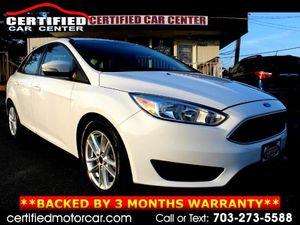2015 Ford Focus for Sale in Fairfax, VA
