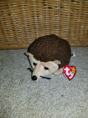 Vintage 1998 Prickles ty Beanie Baby for Sale in Lake Alfred, FL