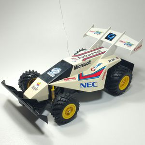 Vintage Dune Buggy Computer City Sponser R/C Car Microsoft Apple Ram Driver No Remote RC for Sale in Dallas, TX
